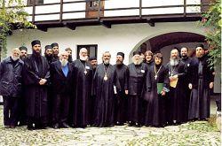Monastero di Bose, ottobre 1998