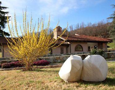 scultura Epiclesi-Invocazione, B. Martinazzi, primavera