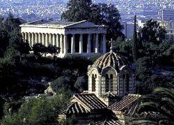La città di Atene