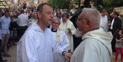 fr. Alois e fr. Enzo