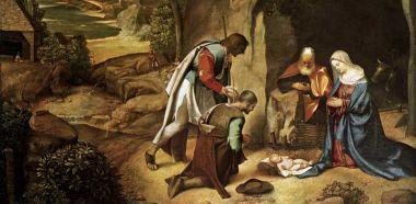 Giorgione, Adorazione dei pastori, 1505