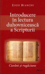 Leggi tutto: Introducere în lectura duhovnicească a Scripturii