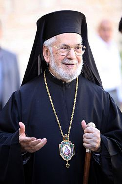 Il Patriarca Ignazio IV Hazim