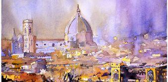 Ryan Fox, Firenze, 2000