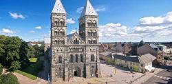 La cattedrale di Lund (Svezia)
