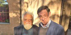 Enzo Bianchi e Gabriel Ringlet