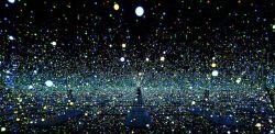 Yayoi Kusama, La galleria dell'infinito, 2008