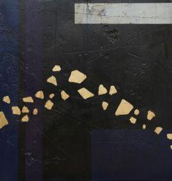 Filippo Rossi, Colori del silenzio, tecnica mista su polistirene, 2013