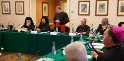 Sessione della Commissione mista internazionale per il dialogo teologico tra la Chiesa cattolica romana e la Chiesa ortodossa