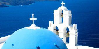 Chiesa in Grecia
