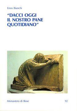 Edizioni Qiqajon, 1999  pp.24 - € 3,00