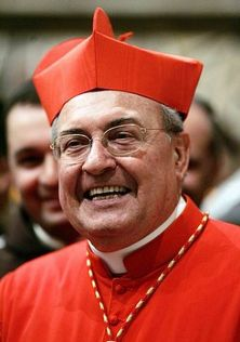 cardinale Leonardo Sandri, prefetto della Congregazione per le chiese orientali