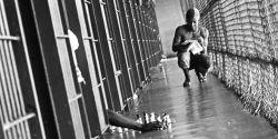 Keith Calhoun & Chandra McCormick, foto dalla serie Il complesso industriale detentivo