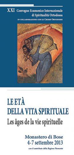 XXI Convegno Ecumenico Internazionale di spiritualità ortodossa