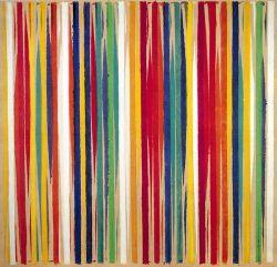 1963,  Olio su tela - cm 197x197