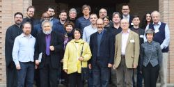 the members of the ecumenical colloquium