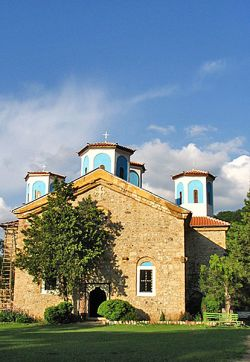Il monastero di Etropolskj - Bulgaria
