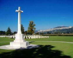 Assisi, cimitero di guerra del Commonwealth