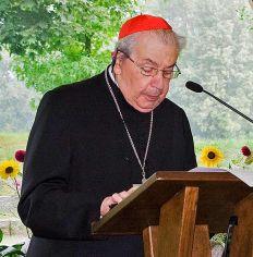 Il cardinale Achille Silvestrini