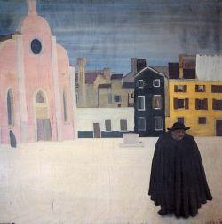 GUIDO CADORIN, Campo della Bragora 1921 - Venezia - Collezione privata