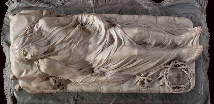 Giuseppe Sanmartino, Cristo velato, 1573, Cappella San Severo, Napoli