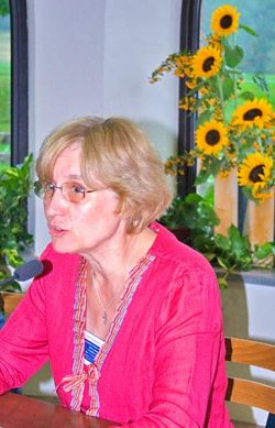 Marie-Hélène Congourdeau, Parigi