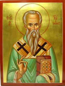 Giovanni il Misericordioso, icona del XX sec.