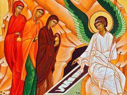 Icona in stile bizantino