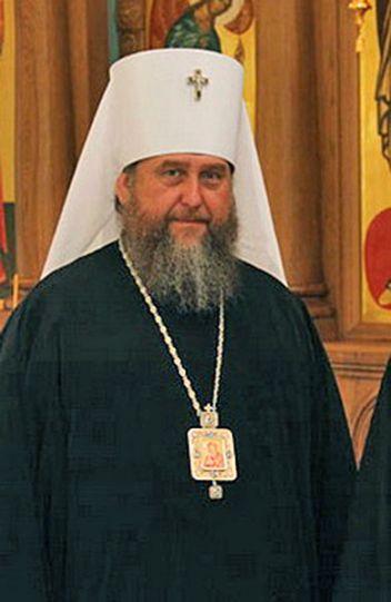 Il Metropolita di Astanà e del Kazakhstan Aleksandr