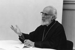 Le métropolite Emilianos. Le patriarche Ignace IV a dit de lui: Un homme qui sait aimer. Et qui aime vraiment
