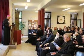 Il Vescovo di Biella Gabriele Mana