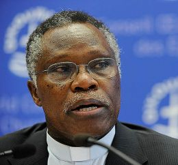 Pastore Samuel Kobia, segretario generale del WCC