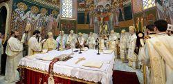Liturgia di pentecoste durante il concilio