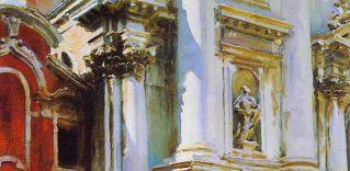 John Singer Sargent, Chiesa di san Stae, 1913
