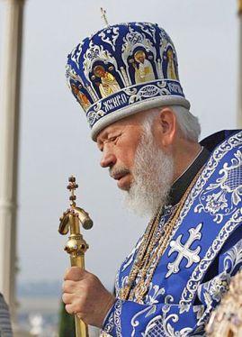 Sua Beatitudine Volodimir, Metropolita di Kiev e di tutta l'Ucraina