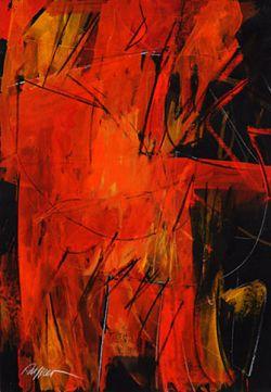 Tempera su carta, 2007