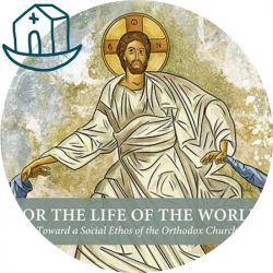 Copertina del volume: For the Life of the World (Holy Cross Pub.)