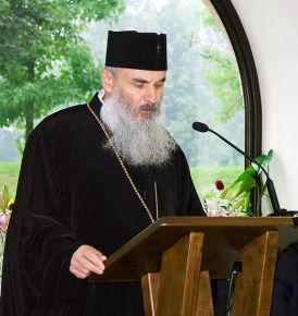 Il metropolita SERAFIM di GERMANIA