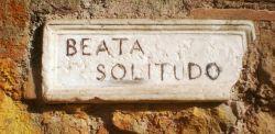 Beata solitudo - Via Appia - Roma