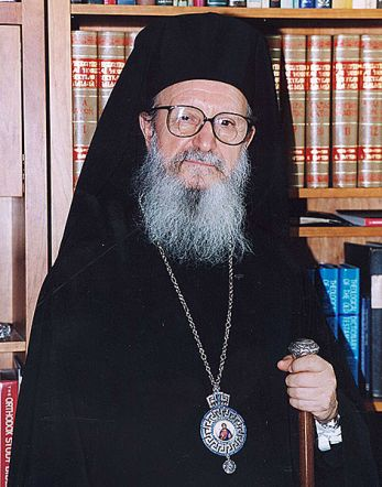 + Dimitrios, Arcivescovo greco - ortodosso di America, Patriarcato Ecumenico