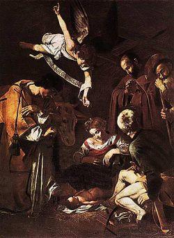 Olio su tela, 1609