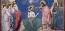 Battesimo di Cristo, Giotto (1304-06)