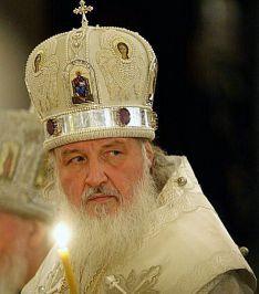 KIRILL, Patriarca di Mosca e di Tutta la Russia