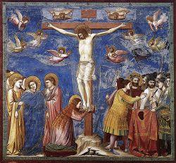 GIOTTO, Crucifixão