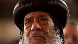 le patriarche Chenouda III