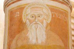Affresco di San'Antonio abate