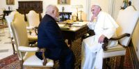 Ler mais: Ir. Enzo recebido pelo Papa Francisco