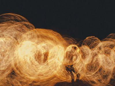 Cerimonia del fuoco Thailandia