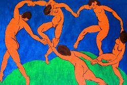 Les tapisseries de Bose, inspiré de Matisse