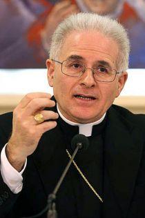 + Mariano Crociata, Segretario generale della Conferenza episcopale italiana